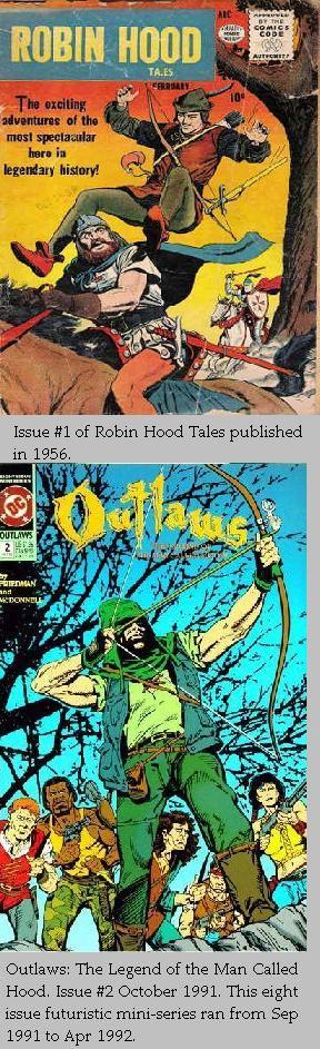 Robin Hood #1