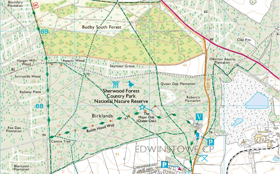 Sherwood Reserve
